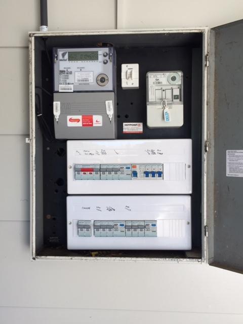 Meter board upgrade - new