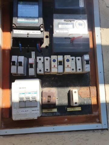 Meter board upgrades - Old